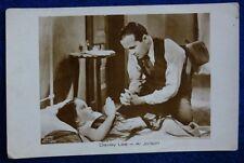 CINEMA - FOTO CARD - DAVEY LEE + AL JOLSON