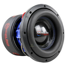 """American Bass HD-8D4 8"""" Competition Subwoofer 800W Max Dual 4 Ohm Car Audio Sub"""