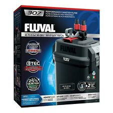 FLUVAL 307 Aquarium Canister Filter All Media included NEW Release 2019