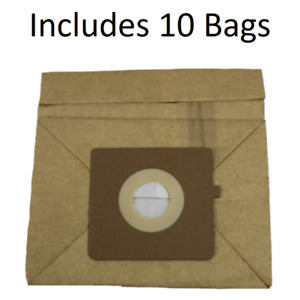 Bissell Zing 22Q3 Vacuum Cleaner Bag 203-7500 - 10 Bags