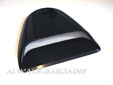 Black Air Flow Hood Scoop Fits Nissan 240SX S13 89-94 90 91