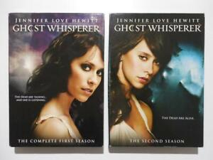 Ghost Whisperer Complete 1st and 2nd Seasons DVDs TV Show Thriller Love Hewitt