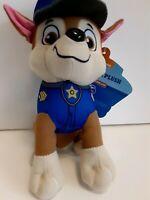 "Nickelodeon Paw Patrol 7"" Plush Soft Toy By Spin master Puppy Birthday Gift"