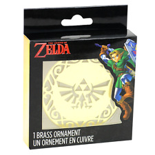 The Legend of Zelda 1 Brass Ornament Christmas Decoration *NEW*