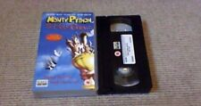 MONTY PYTHON AND THE HOLY GRAIL Stereo UK PAL VHS VIDEO 2003  Music De Wolfe
