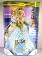 NIB Barbie as Cinderella 1997 Doll Princess Fairy Tale Doll