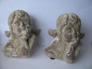 Engel Putten In Gartenfiguren Skulpturen Gunstig Kaufen Ebay