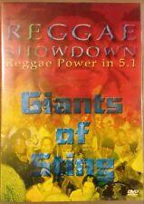 Reggae Showdown - Giants Of Sting, DVD, like new, ex music store stock