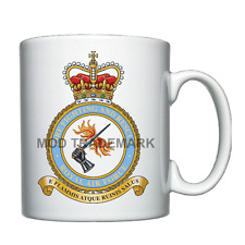 Royal Air Force Fire Fighting and Rescue -  RAF  -  Personalised Mug