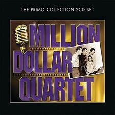 THE MILLION DOLLAR QUARTET - THE ESSENTIAL RECORDINGS 2 CD NEW+
