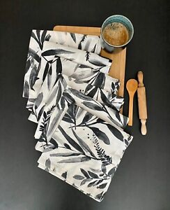 Luxury Napkins Table Linen Dinner Cloth 100% Cotton 18x18 inches