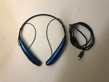 LG HBS-750 Blue Neckband Headsets With Micro USB