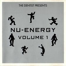 The Dentist - Nu-Energy Vol 1 - CD - TRANCE TECHNO '94