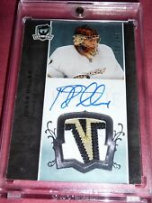 07-08 THE CUP Jonas Hiller AUTO 3CLR PATCH RC 108/249 Autograph Rookie