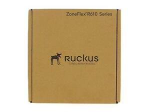 Ruckus R610 ZoneFlex Wireless Access Point Dual-Band 901-R610-US00 Free Shipping