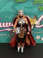"""Marvel Legends BAF Gladiator Hulk series Lady Thor Jane Foster 6"""" Figure"""