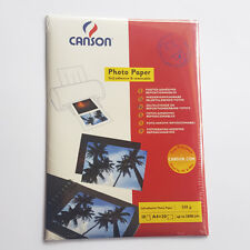 Canson Photo Paper Self-adhesive & removable *10 Sheets