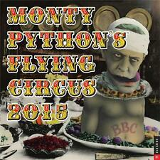 SALE !!! SALE !! MONTY PYTHON 2015 UK SQUARE WALL CALENDAR BRAND NEW AND SEALED