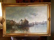 Original Dutch Oil Painting