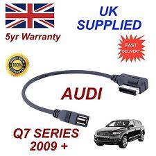 AUDI Q7 Series AMI MMI 4F0051510Q MP3 MEMORY Stick USB Cable