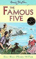 Five Have Plenty of Fun (Famous Five) By Enid Blyton. 9780340681190
