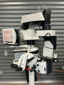 Leica M844 F40 Ophthalmic Ophthalmology M844 Head Unit Microscope