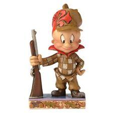 Jim Shore Looney Tunes Elmer Fudd Happy Hunter Figurine Boxed 4054867