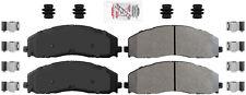 Disc Brake Pad Set-4WD Front Autopartsource ASD1680