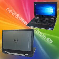 Dell Latitude E6430 ATG Laptop i5-3320M 2.60GHz 4GB Ram 320GB HDD Warranty HDMI