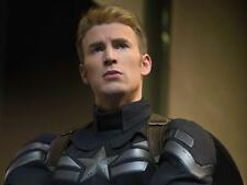 Chris Evans A4 Photo 3
