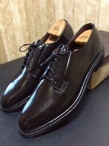 Vintage Jarman Benchmark Men's Shoes NOS J5169 Cordovan Colored Sz 12C