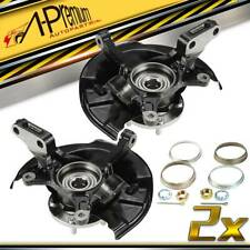 Front Leftampright Wheel Bearing Hub Amp Knuckle Assembly For Toyota Camry 1997 2001 Fits Toyota