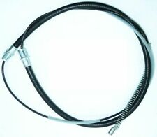 Absco 6269 Stainless Steel Brake Cable Rear Left Parking Brake Cable