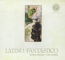 Rubens Bassini y Los Latinos - Latino Fantastico [CD]