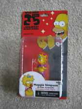 Simpsons 5-Inch Celebrity Guest Action Figure Series 2 - Maggie Simpson