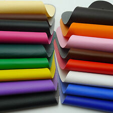 Lichee Grain Faux Leather Leatherette Material PVC Vinyl Uphplstery Fabric 137cm