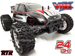 TRUGGY SWORD 1:10 OFF-ROAD ELETTRICO BRUSHED RC550 4WD RTR 2.4GHZ VRX