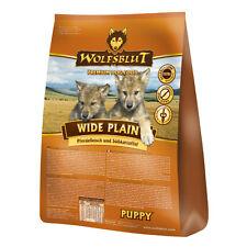 Wolfsblut Wide Plain 2kg Puppy Hundefutter Pferdefleisch Trockenfutter Hund