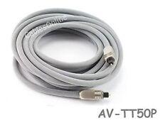 50ft Premium Toslink to Toslink Digital 8.0mm OD  Audio Optical Cable, AV-TT50P