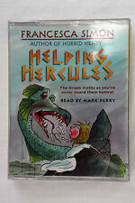 New Helping Hercules Audiobook on Two Audio Cassettes