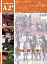 Begegnungen Deutsch als Fremdsprache A2+: Integri... | Buch | Zustand akzeptabel