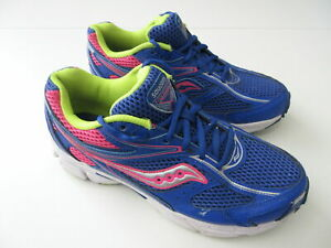 Women's SAUCONY 'Cohesion 8' Sz 6 US Runners ExCon Blue Green   3+ Extra 10% Off
