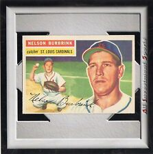 1956 Topps NELSON BURBRINK #27 NM-MT+ *awesome baseball card for your set* m.7