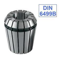Pince ER11 - 4 à 3.5mm diamètre serrage DIN6499B - Acier AISI 1065 rectifié CNC