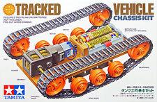 Tamiya 70108 Tracked Vehicle Chassis Kit