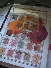 Australia Full Colour Stamp Album *BRAND NEW*
