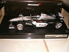 1/18 F1 2000 MC LAREN N°2 COULTHARD HOT WHEELS