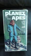 Planet Of The Apes Vintage 1973 Model Kit Addar Dr Zaius Still Sealed
