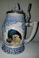 Arctic Odyssey Avon Stein 2001 Unused Condition No Box Polar Bear Walrus