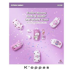 Official Estherlovesyou Esther Bunny Buds Buds+ One Body Case For Samsung Earbud